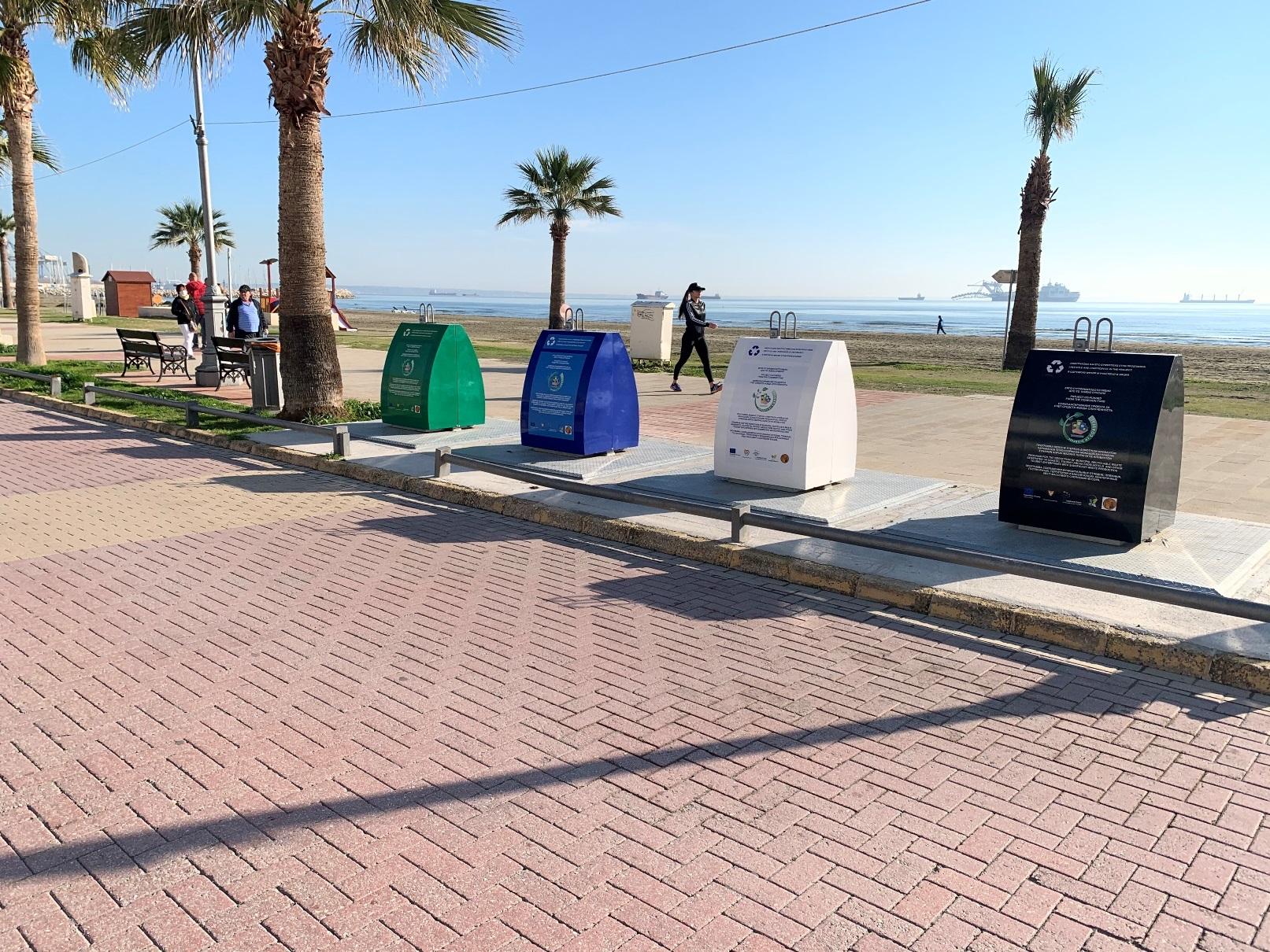 Πράσινη πόλη της Κύπρου η Λάρνακα