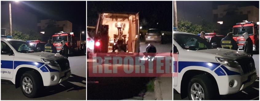 ΛΑΡΝΑΚΑ: Φωτογραφίες από τη γειτονιά που εκκενώθηκε-Σε εξέλιξη οι έρευνες για το ύποπτο αντικείμενο