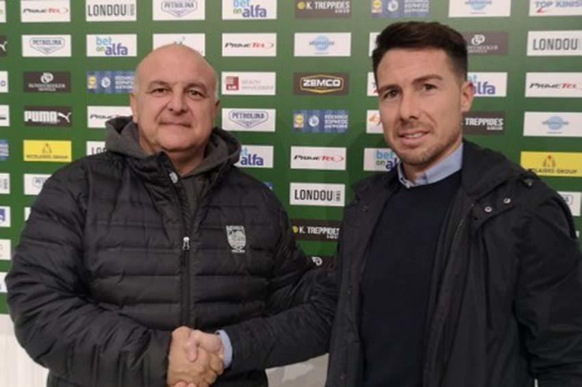 «Στόχος να γίνουμε η πρώτη ομάδα στην Κύπρο»