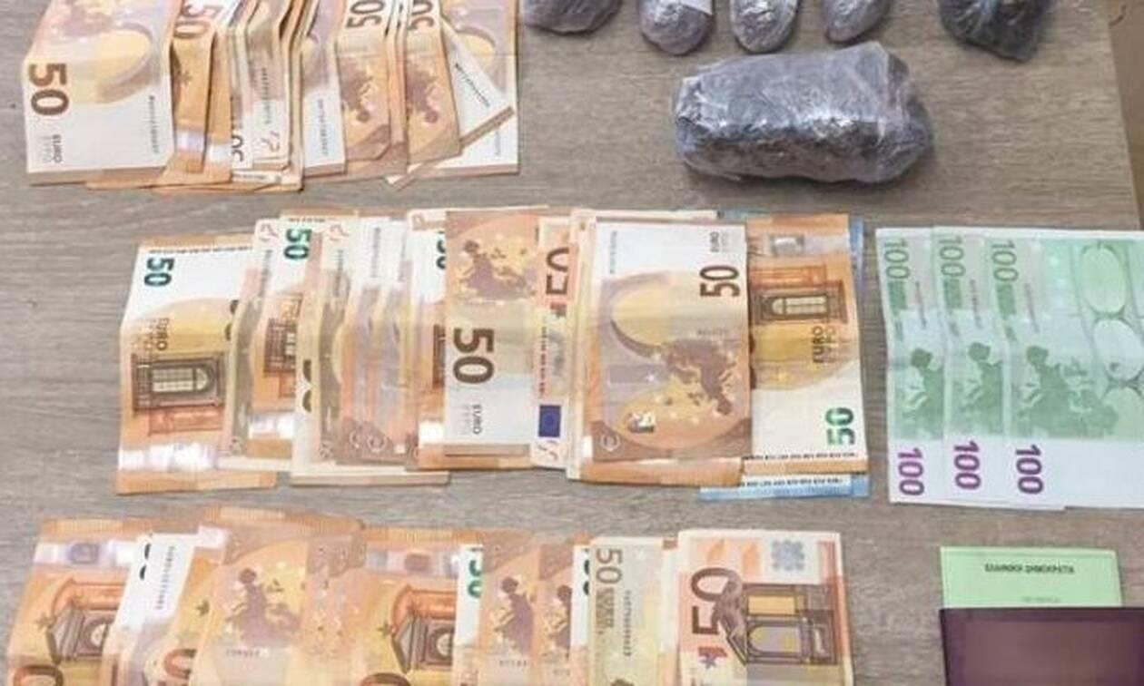 Ναρκωτικά και πολλά λεφτά σε οικία στη Λάρνακα