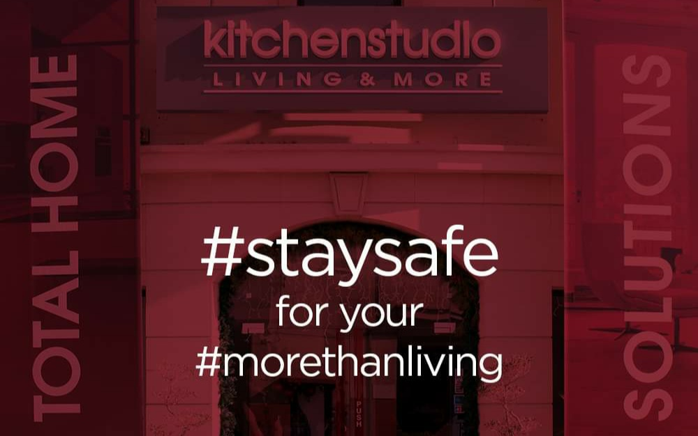 Kitchen Studio: Stay Home and Stay Safe