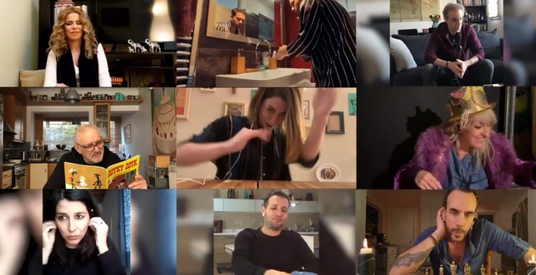 """Αγαπημένοι καλλιτέχνες ενώνουν τις φωνές τους στο """"Θα Κάτσω Σπίτι 2020"""""""