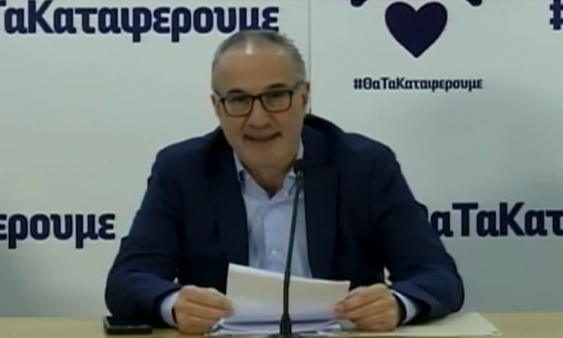Δρ.Λοΐζου στο Larnakaonline: «Θετική εξέλιξη για την Αραδίππου, έρχονται δύσκολες βδομάδες στα νοσοκομεία, 100% να παραταθεί η καραντίνα»