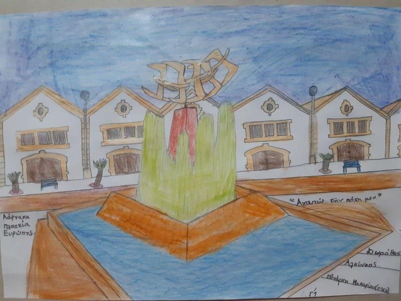 Αποτελέσματα Διαγωνισμού Ζωγραφικής με θέμα «Αγαπώ την πόλη μου»