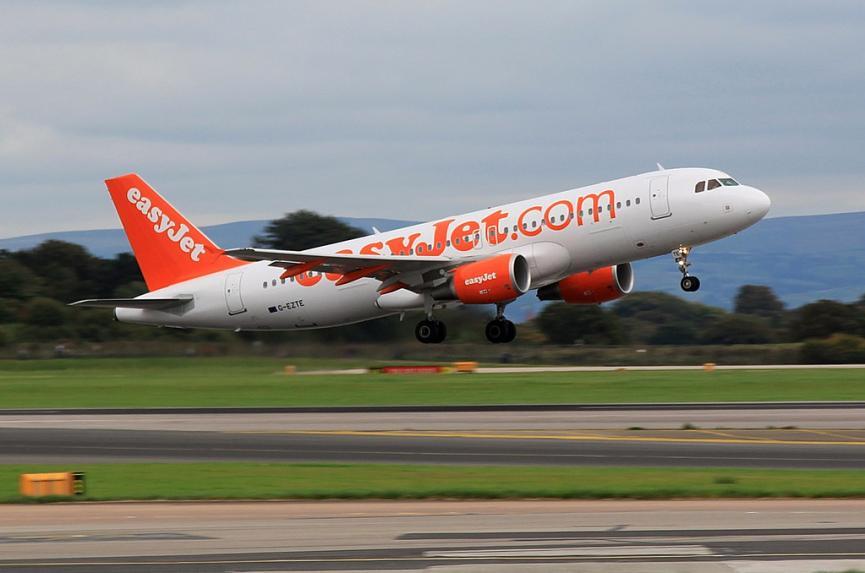 Τα αεροπλάνα της easyJet απογειώνονται ξανά