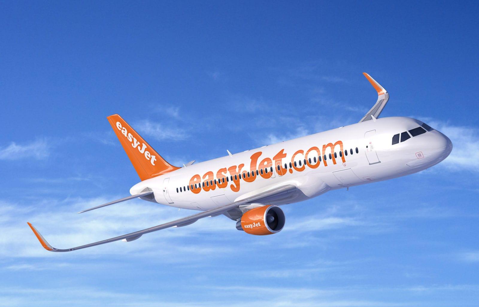 Επανέναρξη μερικών πτήσεων της EasyJet από 15 Ιουνίου