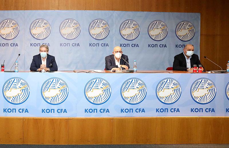 Έκκληση από την ΚΟΠ για σοβαρότητα και υπευθυνότητα από τις ομάδες στα πρωτόκολλα