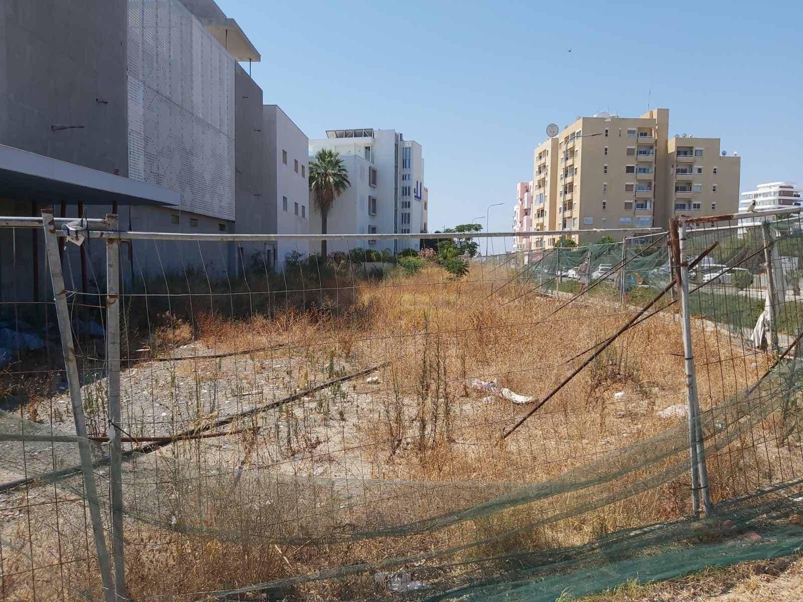 Αγριόχορτα, ακαθαρσίες, τρωκτικά σε απόσταση αναπνοής από παραλίες και ξενοδοχεία