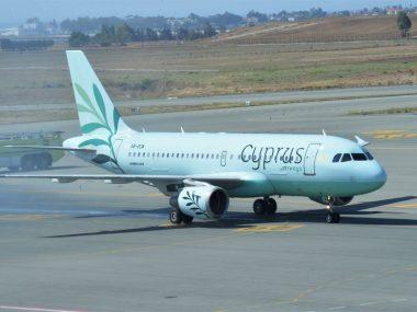 CYPRUS-AIRWAYS-KYPROS-ELLADA-ATHENS-LARNAKA-886