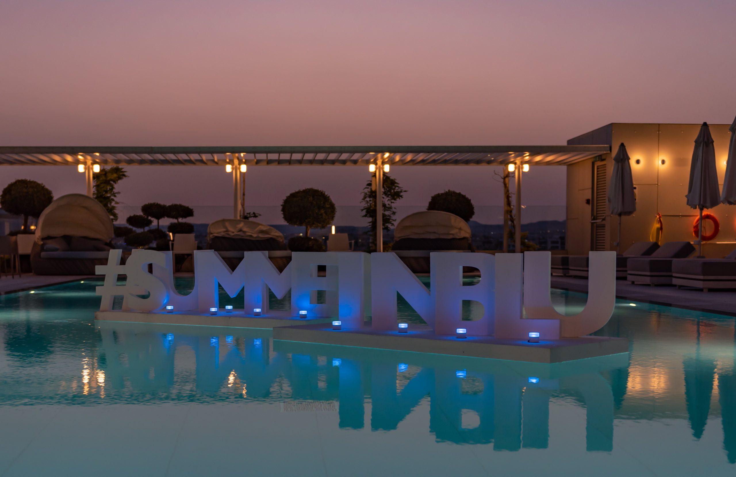 Επέστρεψε δυναμικά με ένα επιτυχημένο pool party το Radisson Blu Hotel, Larnaca