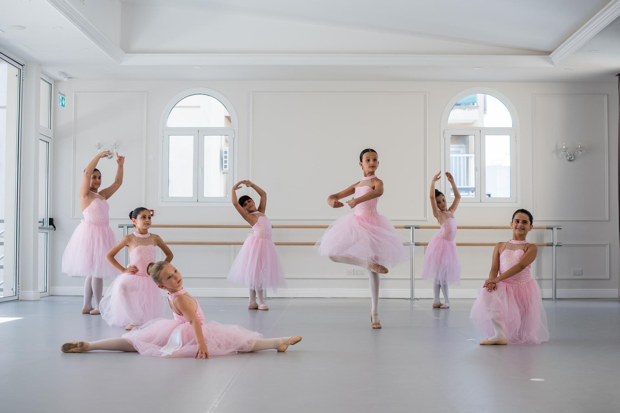 Η Σχολή Μπαλέτου Μαρία Κόκκινου επέστρεψε και τηρεί όλα τα μέτρα προστασίας