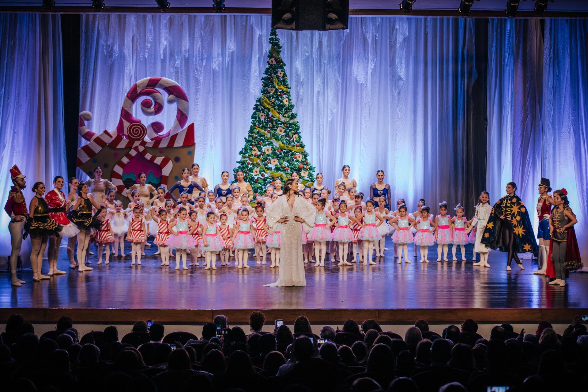 Ανανέωση του ραντεβού για την νέα χρονιά για την Σχολή Μπαλέτου Μαρία Κόκκινου