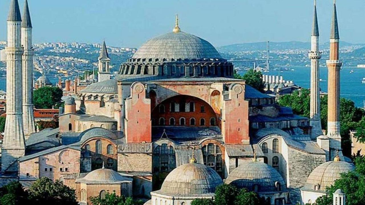 Τζαμί η Αγία Σοφία και η κρίση της Ρωμηοσύνης