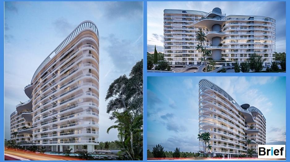Με άλλα δύο πολυώροφα κτίρια αναπτύσσεται η Λάρνακα (ΦΩΤΟΣ)