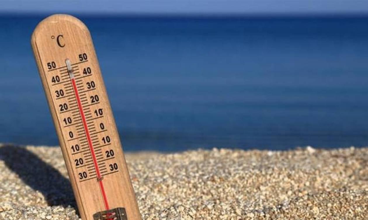 Αίθριος ο καιρός το απόγευμα ,στους 35 βαθμούς και αύριο