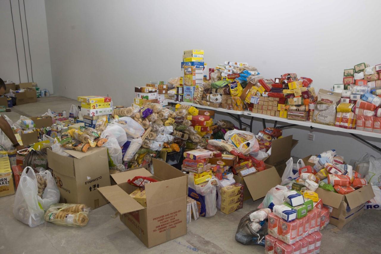 Συλλογή τροφίμων από το Δήμο Λιβαδιών για αποστολή στο Λίβανο