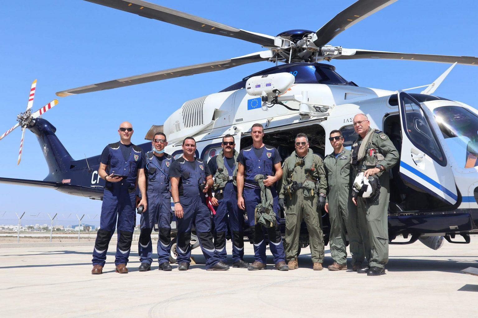 Αστυνομία Κύπρου: Ολοκληρώθηκαν οι έρευνες στην Βυρητό (ΒΙΝΤΕΟ)