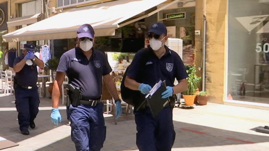 Μειωμένες καταγγελίες σε υποστατικά και άτομα από την Αστυνομία το τελευταίο 24ωρο