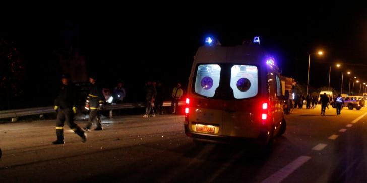 Τραγωδία στην Αλεξανδρούπολη: 10 μετανάστες νεκροί σε τροχαίο