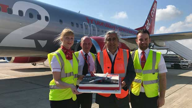 Jet2: Ξαναρχίζει τις πτήσεις σε Λάρνακα και Πάφο ο βρετανικός γίγαντας
