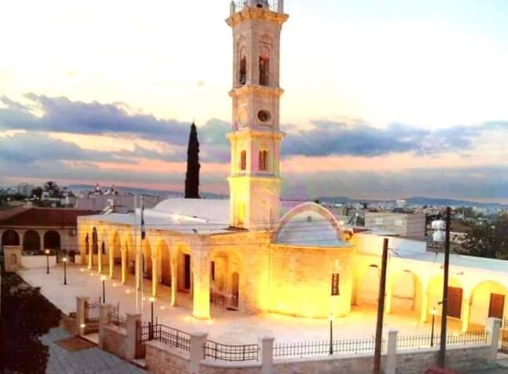 Εκκλησία του Αγίου Ιωάννη του Θεολόγου – του Σωκράτη Αντωνιάδη