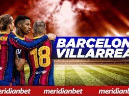 barcelona – villareal