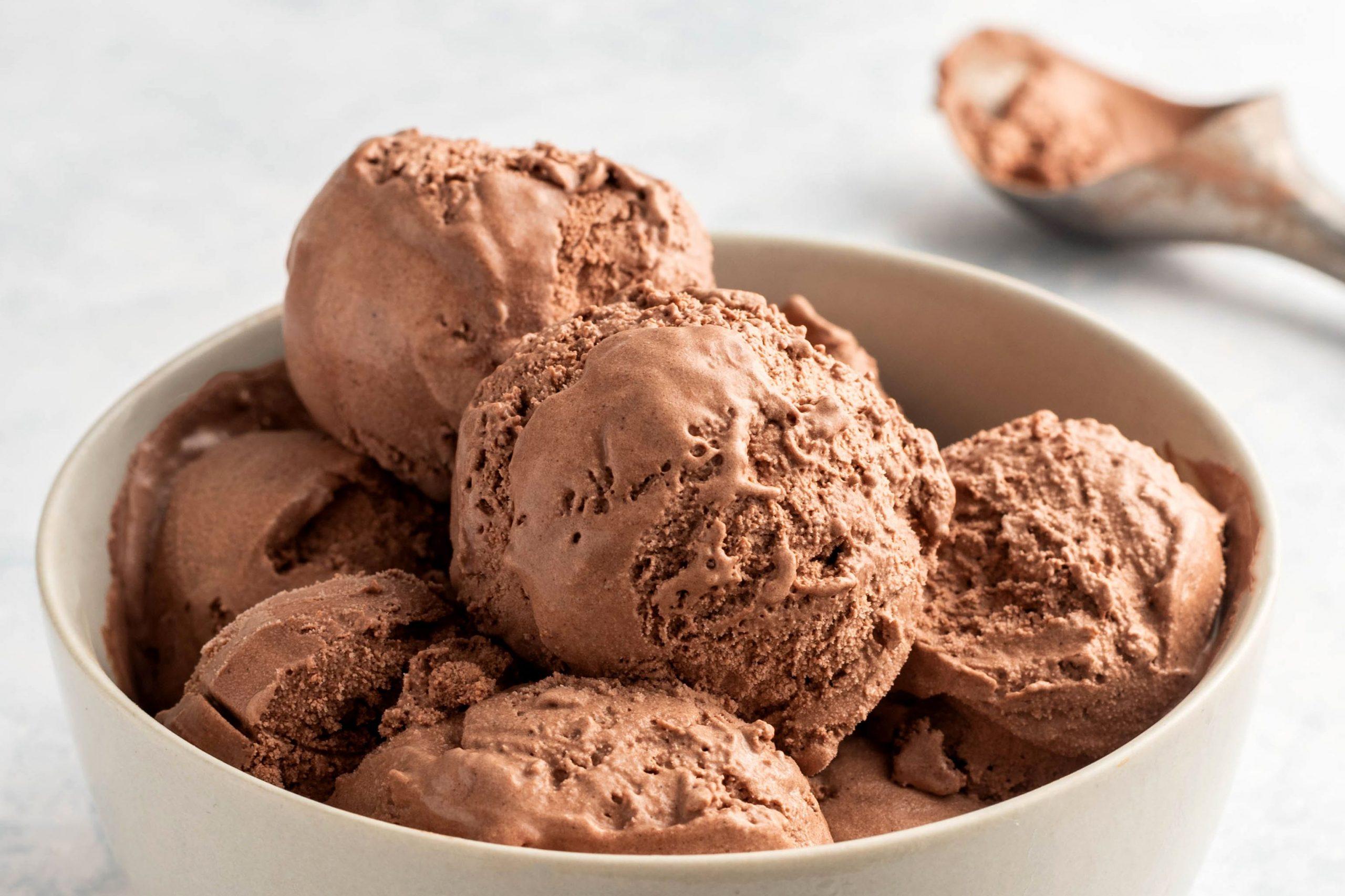 Το τέλειο παγωτό σοκολάτα σε 1 λεπτό