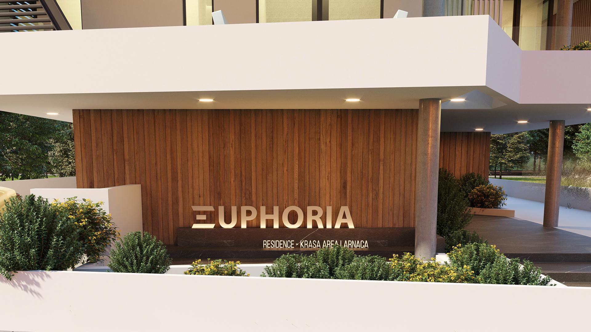 """Euphoria Residence"": Το νέο έργο της INFINITY στην περιοχή Κρασά στη Λάρνακα"