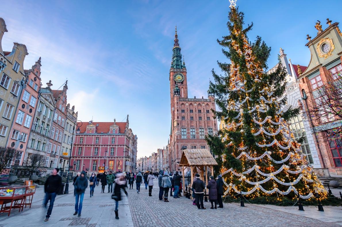 Οι 10 ασφαλέστεροι χριστουγεννιάτικοι προορισμοί στην Ευρώπη