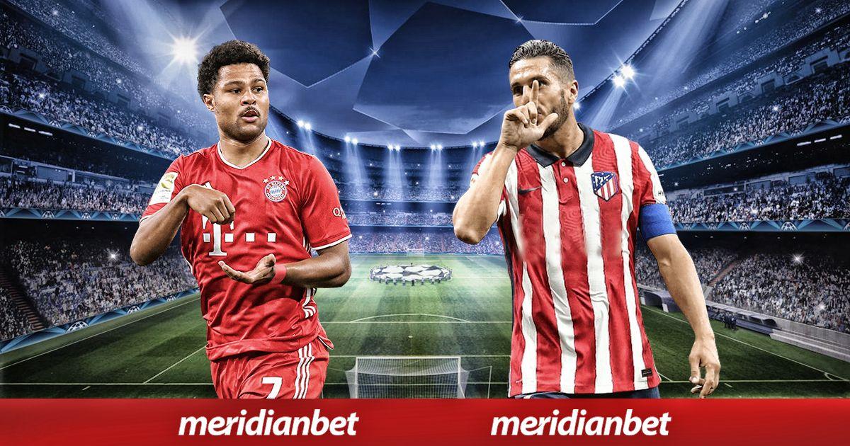 Bayern M – Atl. Madrid (1)