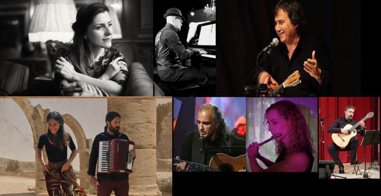"""Η Μουσική παράσταση της Κύπρου """"Ρήγαινες"""" στο Δημοτικό Θέατρο Γ. Λυκούργος στη Λάρνακα"""