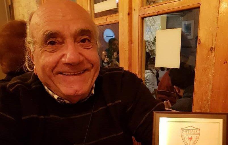 Ο κ. Πολύβιος έφτιαξε κρίκους για τα μαντήλια των αγαπημένων του Προσκόπων (ΦΩΤΟ)