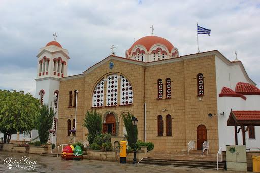 Του Αποστόλου Λουκά σήμερα – Χρόνια πολλά στην Αραδίππου, Χρόνια πολλά σε όσους γιορτάζουν!