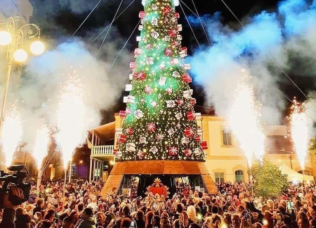 Το Σάββατο η Φωταγώγησή Χριστουγεννιάτικου διάκοσμου στη πόλη μας