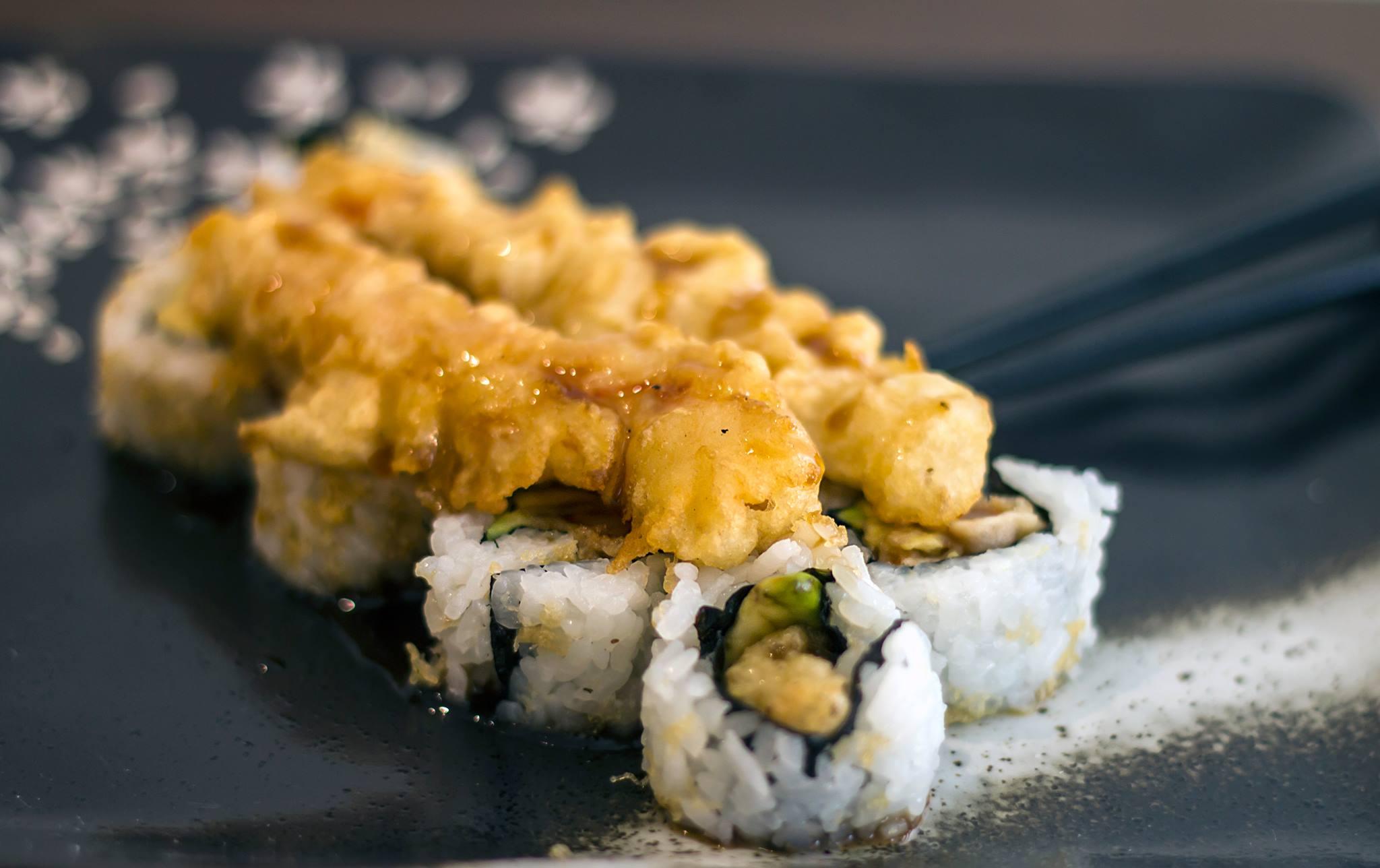 Θες sushi; Στο Oishi Oishi θα φας 22 sushi με 10 ευρώ!