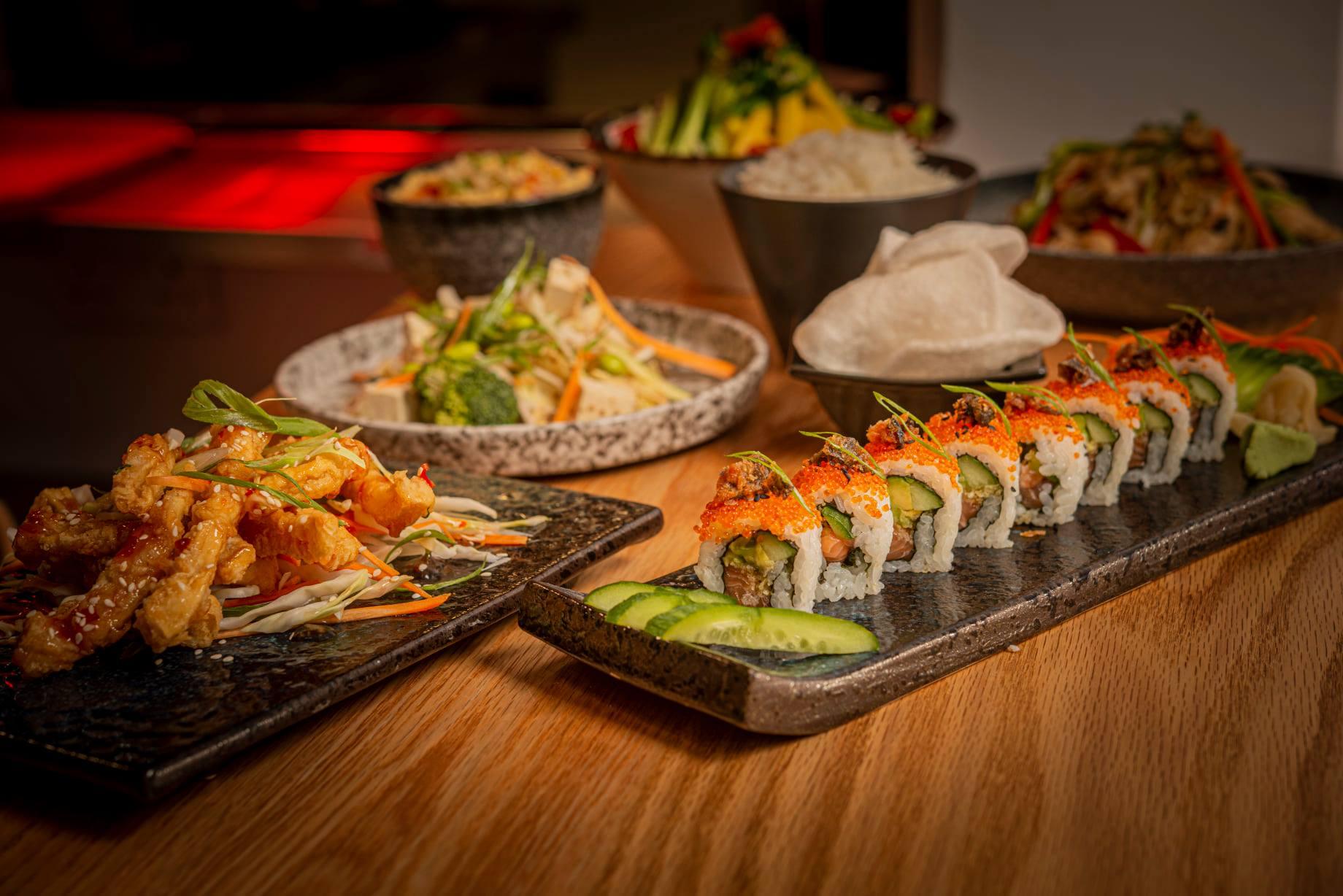 Γνωστό sushi bar της πόλης επαναλειτουργεί με delivery και takeaway