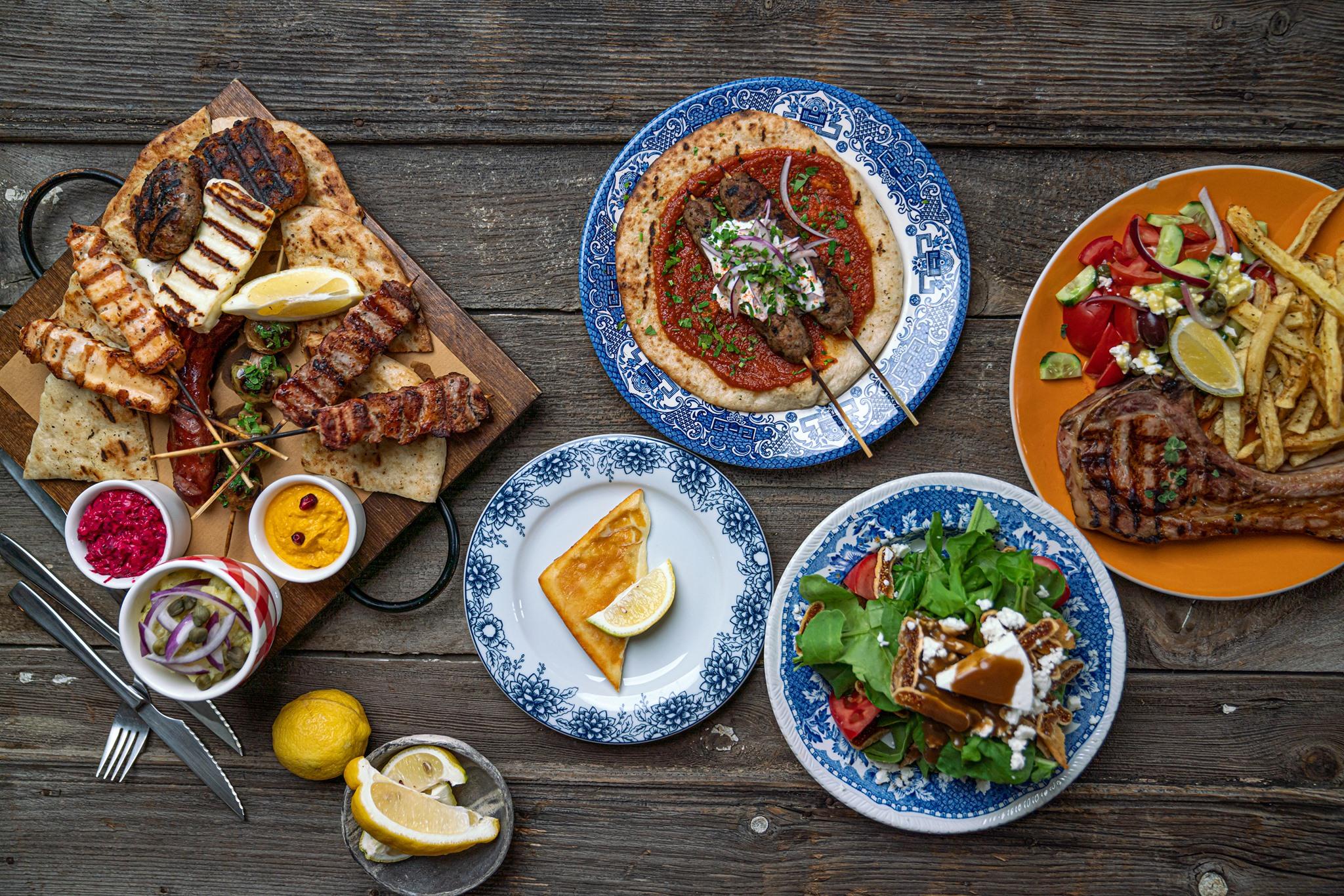 5 διαφορετικές επιλογές για μεσημεριανό στη Λάρνακα