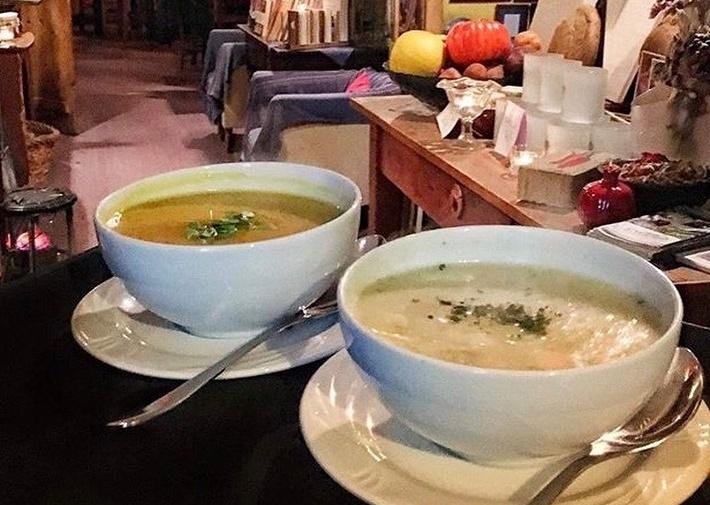 Γνωστό bar της Λάρνακας σερβίρει ζεστές σούπες