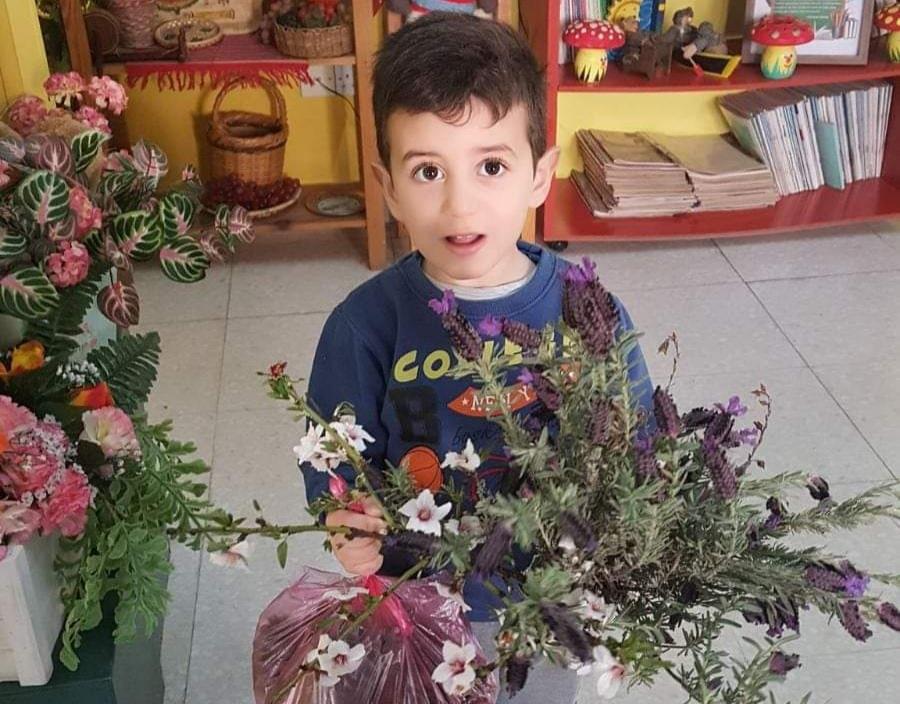 Ετήσια αιμοδοσία από το Νηπιαγωγείο ο Μανιταρούλης εις μνήμη του μικρου Σάββα και άλλων