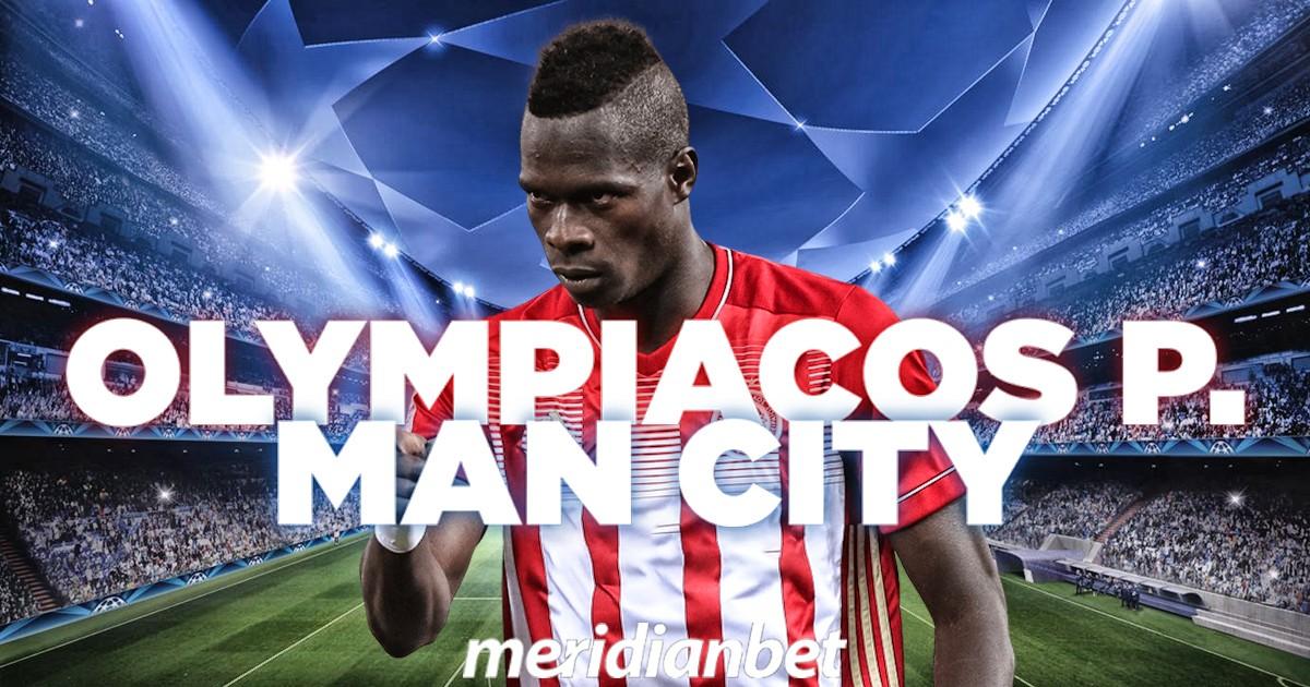 Olympiacos – Man City