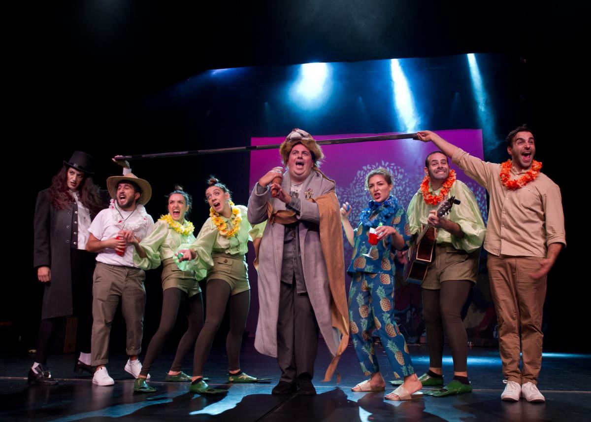 Αριστοφάνης τόσος δα!: Μια μουσική παράσταση που θα ενθουσιάσει τα παιδιά