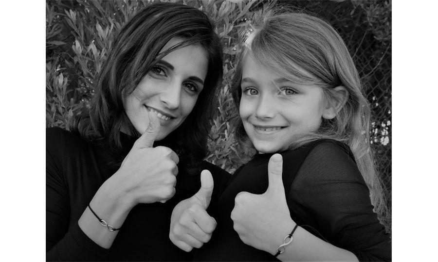 Η ηθοποιός Ειρήνη Καραγιώργη στηρίζει το Ίδρυμα Χριστίνα Α. Αποστόλου