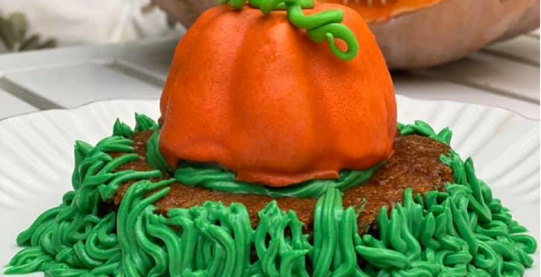 Κι όμως! Αυτό είναι το Halloween πιάτο στο Edem's Yard
