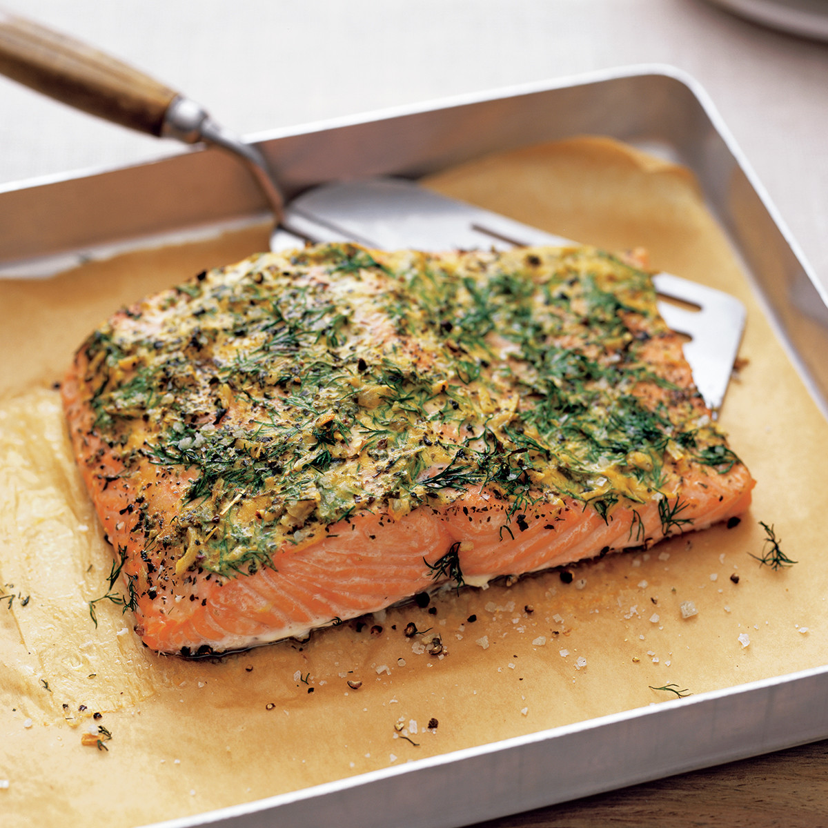 mustard-crusted-salmon
