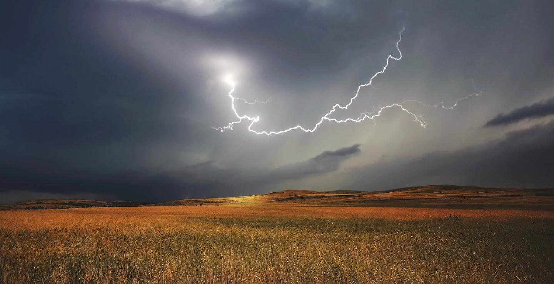 Κίτρινη προειδοποίηση για ισχυρές καταιγίδες και χαλάζι
