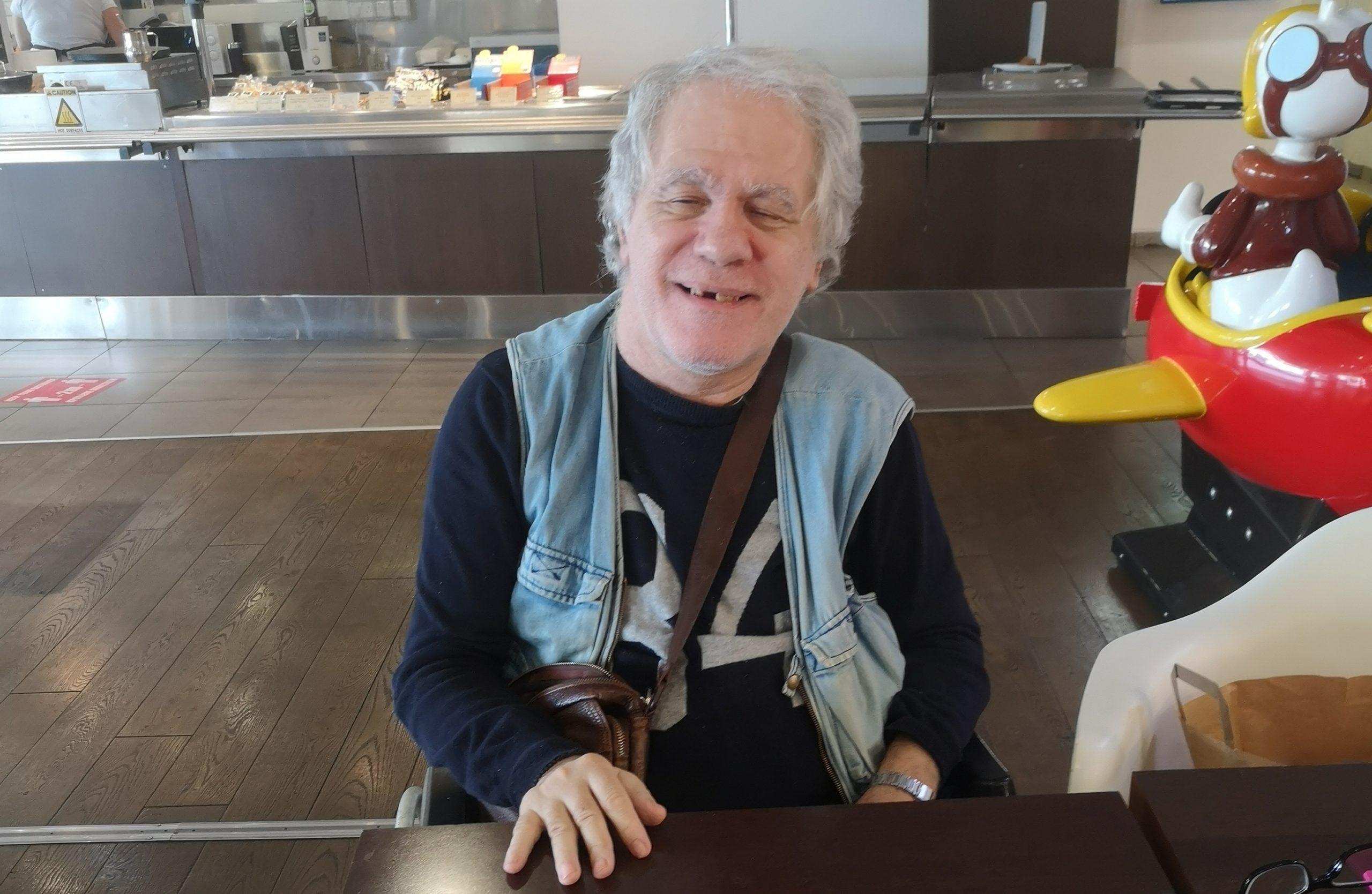 Ο κ. Σωτήρης άλλος ένας μαχητής της ζωής μας μιλά για τα παιδικά του χρόνια