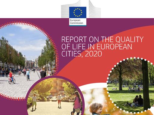 Οι 9 στους 10 κατοίκους των ευρωπαϊκών πόλεων είναι ικανοποιημένοι με τη διαβίωση στην πόλη τους, σύμφωνα με έκθεση της Ευρωπαϊκής Επιτροπής