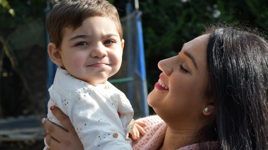 24 ΩΡΕΣ με τη Βασιλική Ανδρέου που αγκάλιασε ξανά το παιδί της μετά την απαγωγή
