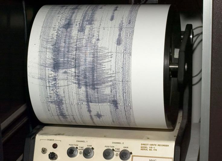Δεν υπάρχουν αναφορές για ζημιές από τον σεισμό