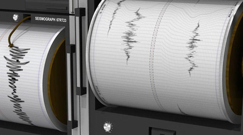 Σεισμός 4,6 ρίχτερ ανοιχτά της Κρήτης